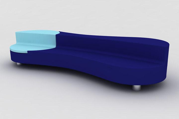 Giro sofa