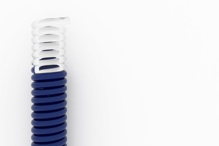 Espiral ball pen